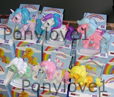 Loyal Subjects My Little Pony Blind Box Figures