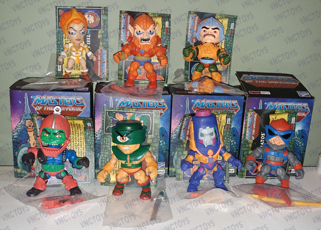 Masters Of The Universe Loyal Subjects Figures