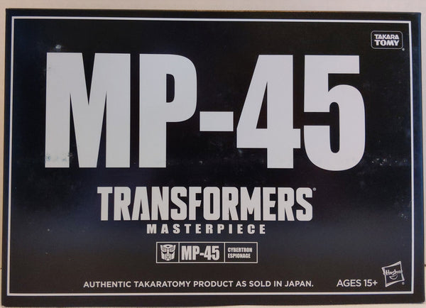 Masterpiece Transformers MP-45 Bumblebee Version 2.0