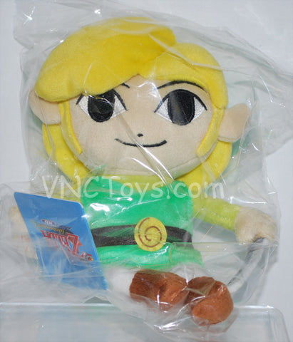 Legend of Zelda Link Windwaker Plush