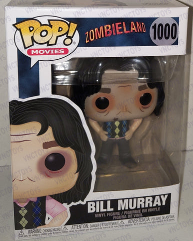 Funko POP! Movies Zombieland Bill Murray