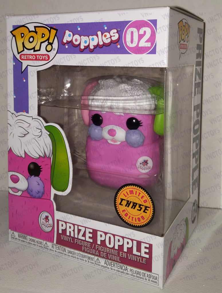 Funko POP! Prize Popples Chase Figure