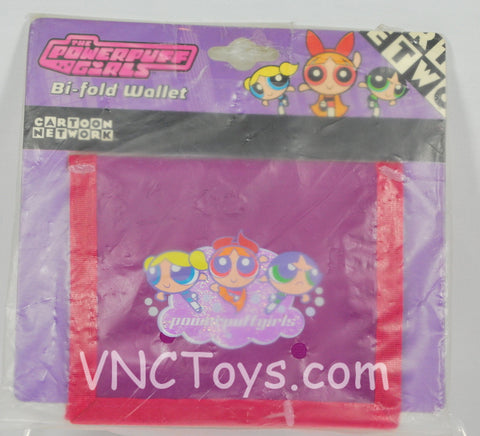 Power Puff Girls Wallet