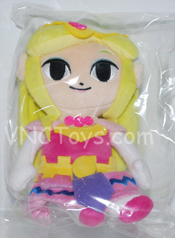 Legend of Zelda Princess Zelda Windwaker Plush