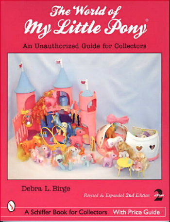The World Of My Little Pony® US Guide Book New
