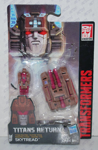 Titans Return Titan Masters Skytread Transformers Wave 2