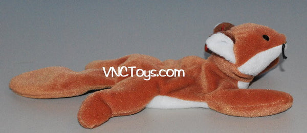 Sly the Fox Beanie Baby