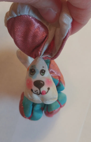 Wags The Pup 1987 Fisher Price Smooshees B