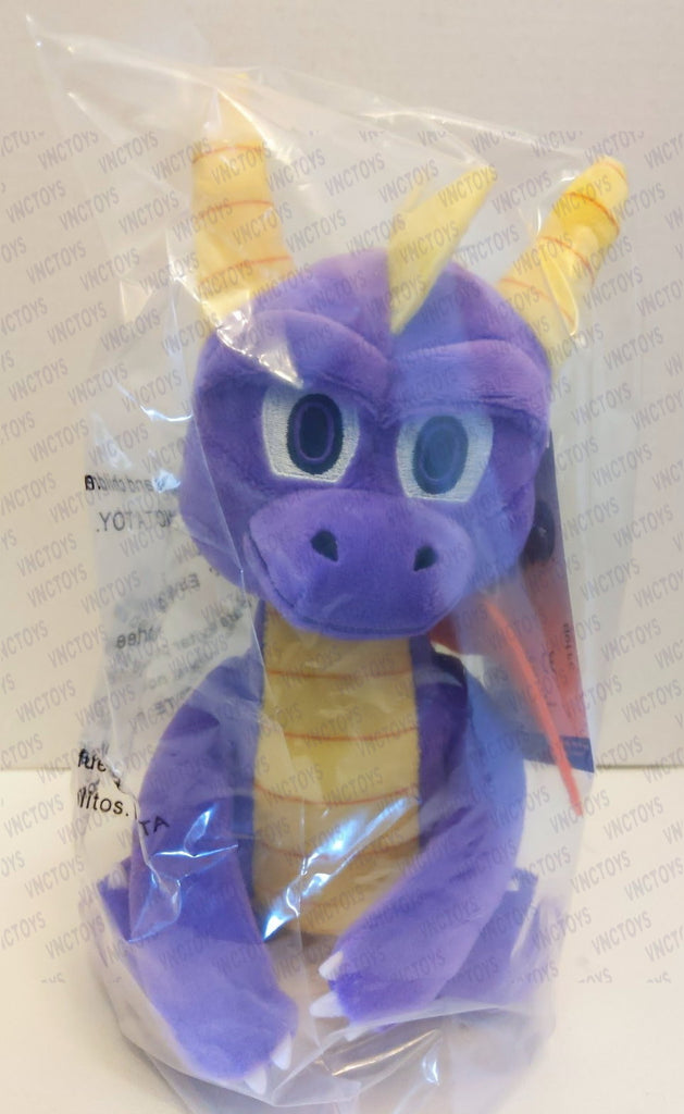 Spyro The Dragon 10 Inch Neca Phunny Plush