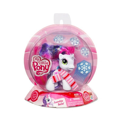 Sweetie Belle Winter My Little Pony