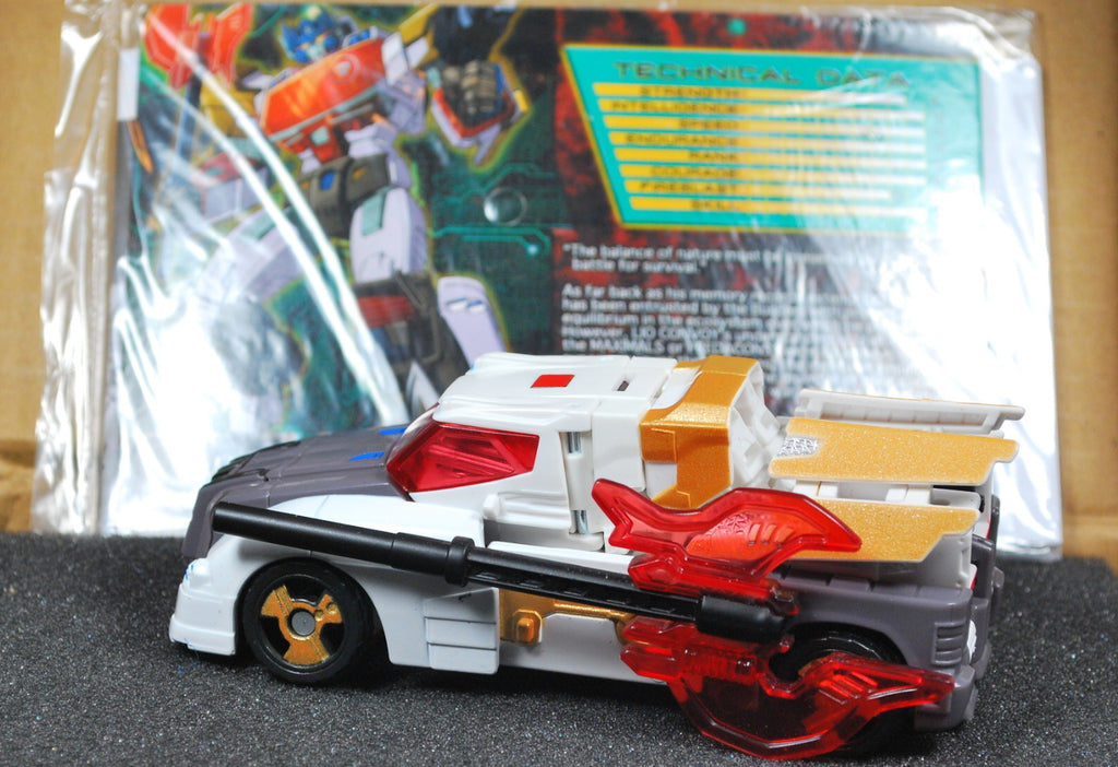 Lio Convoy 2015 Tranformers Club Exclusive TFCC
