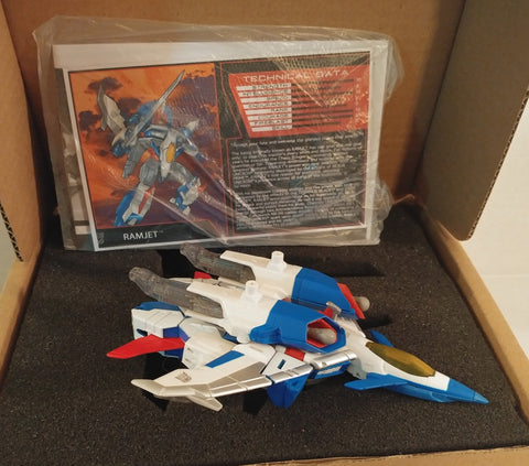 Ramjet 2016 Tranformers Club Exclusive TFCC