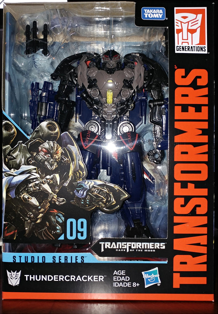 Transformers Studio Series Voyager Thundercracker Exclusive