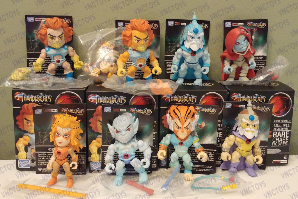 Thundercats Loyal Subjects Figures