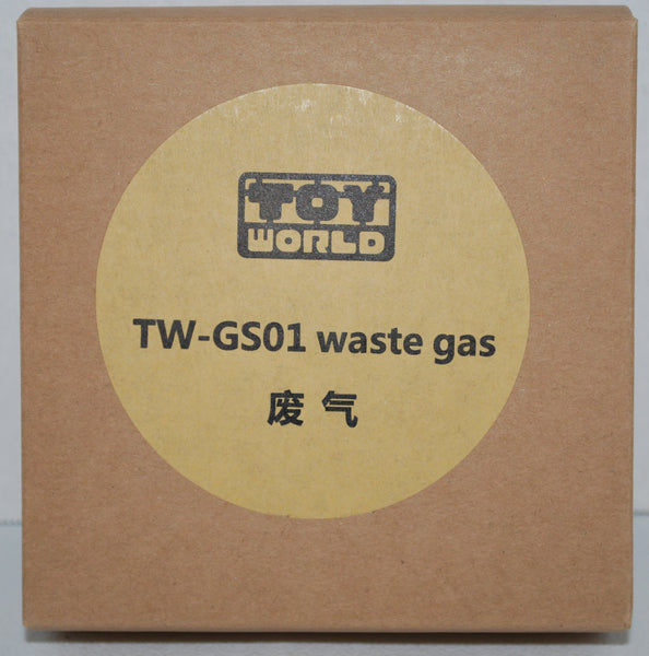 ToyWorld Waste Gas Transformers Mini