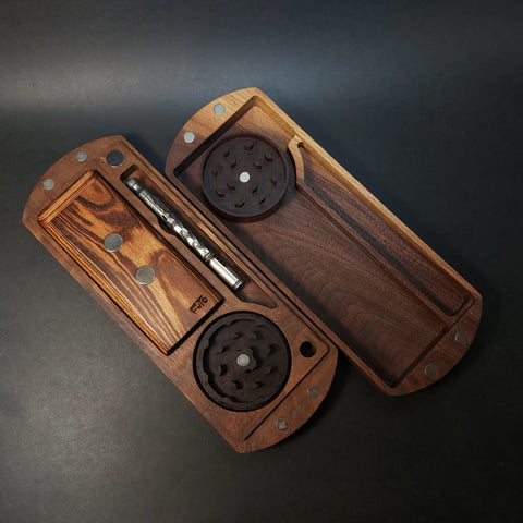 VapeStation - Walnut