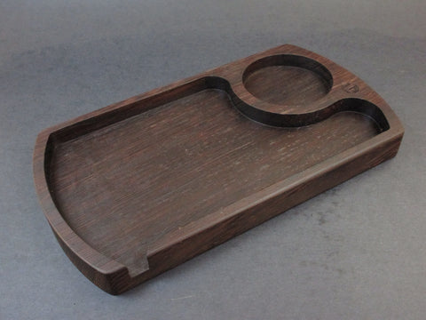 Wenge Rolling Tray