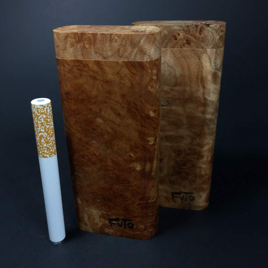 Futo M - Big Leaf Maple Burl