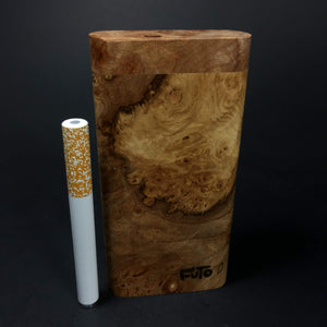 Futo X - Big Leaf Maple Burl