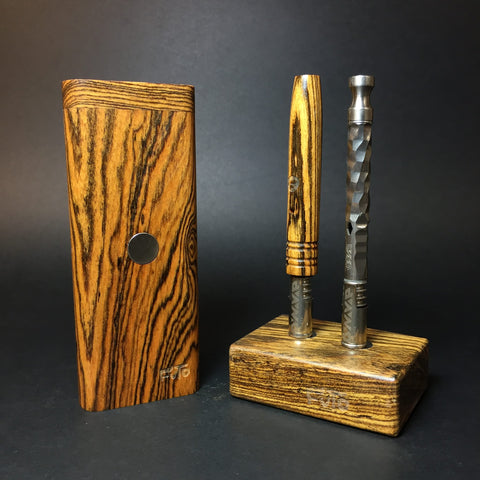 Bocote DynaVap Mid Section - Stem - XL