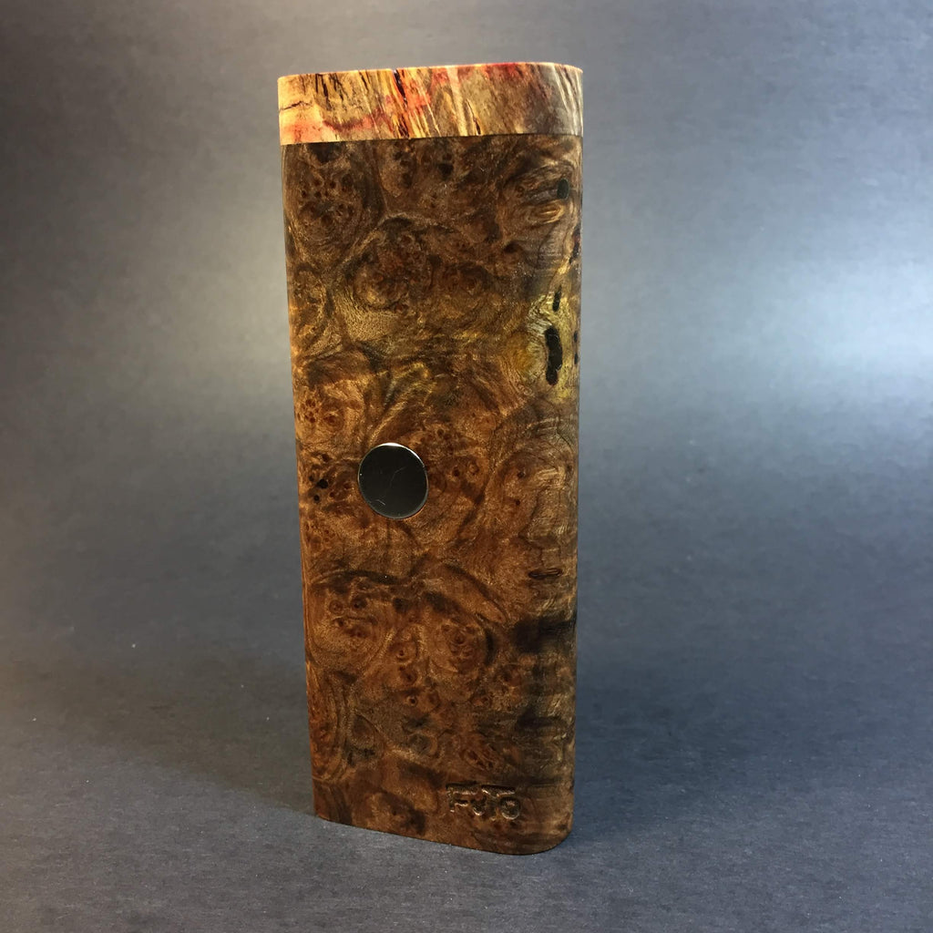 Galaxy Burl XL FutoStash #92 - Stabilized Boxelder Burl