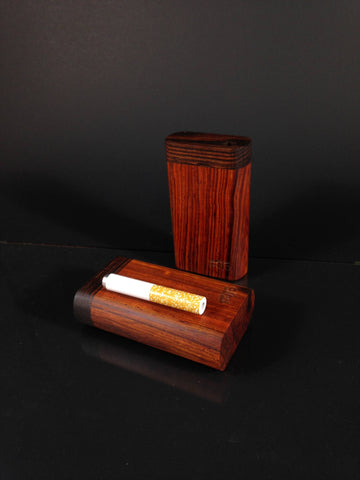 Futo M - Micro - Cocobolo Dugout  - Short One Hitter Box - Made in Canada