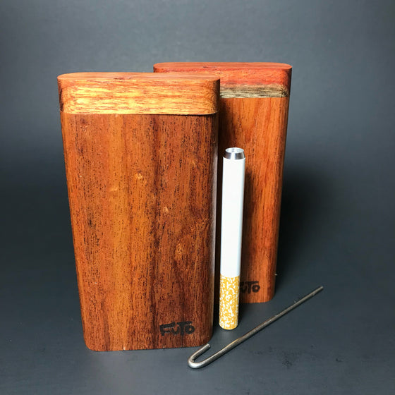 Futo X - Canary Wood - One Hitter Box / Dugout - Made in Canada