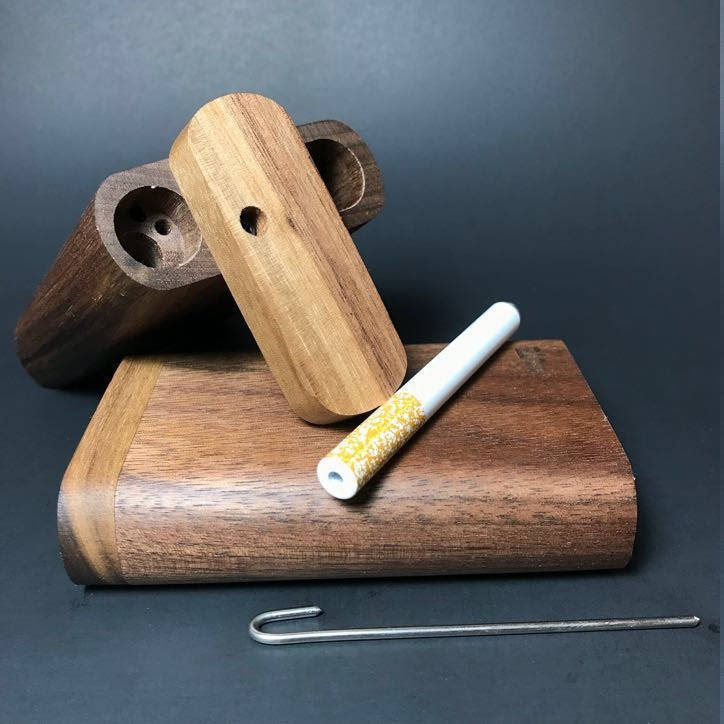 Futo X - Walnut - One Hitter Box / Dugout - Made in Canada
