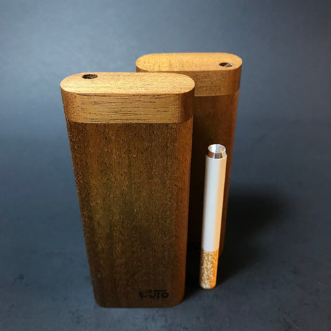 Futo M - Spanish Cedar Dugout  - One Hitter Box - Made in Canada