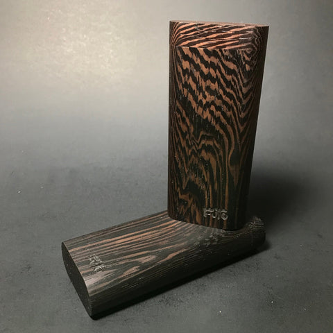 Futo M - Wenge Dugout  - One Hitter Box - Made in Canada