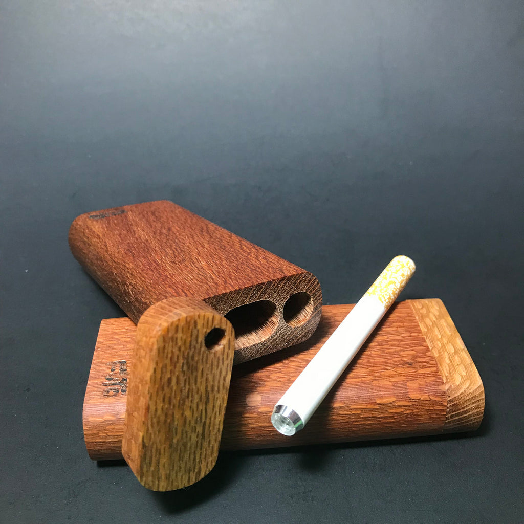 Futo M - Leopardwood Dugout - One Hitter - Made in Canada