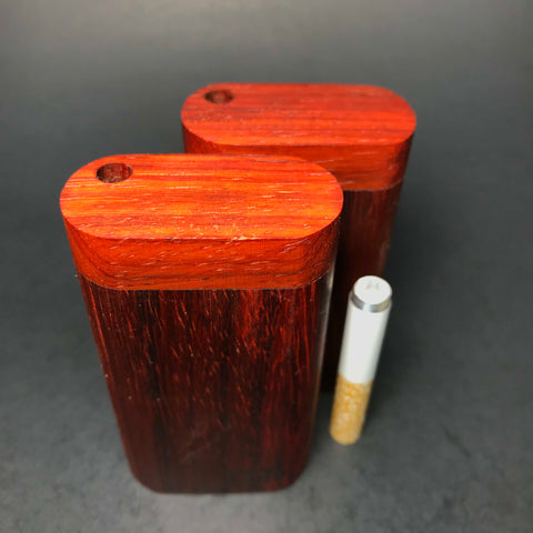 Futo M - Micro - Padauk Dugout - Short One Hitter - Made in Canada