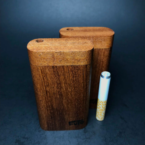 Futo M - Micro - Sapele Dugout - Short One Hitter - Made in Canada