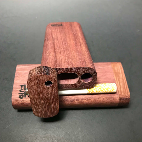 Futo M - Purpleheart Dugout - One Hitter - Made in Canada