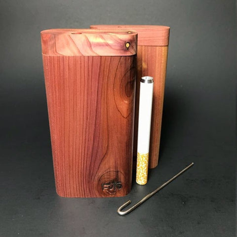 Futo X - Aromatic Cedar - One Hitter Box / Dugout - Made in Canada