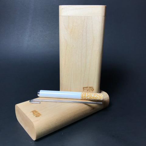 Futo X - Maple - One Hitter Box / Dugout - Made in Canada
