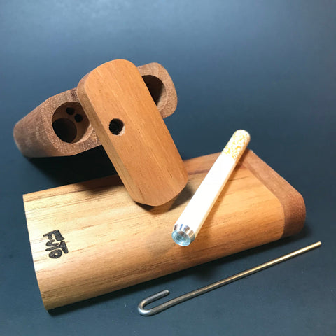 Futo X - Spanish Cedar - One Hitter Box / Dugout - Made in Canada