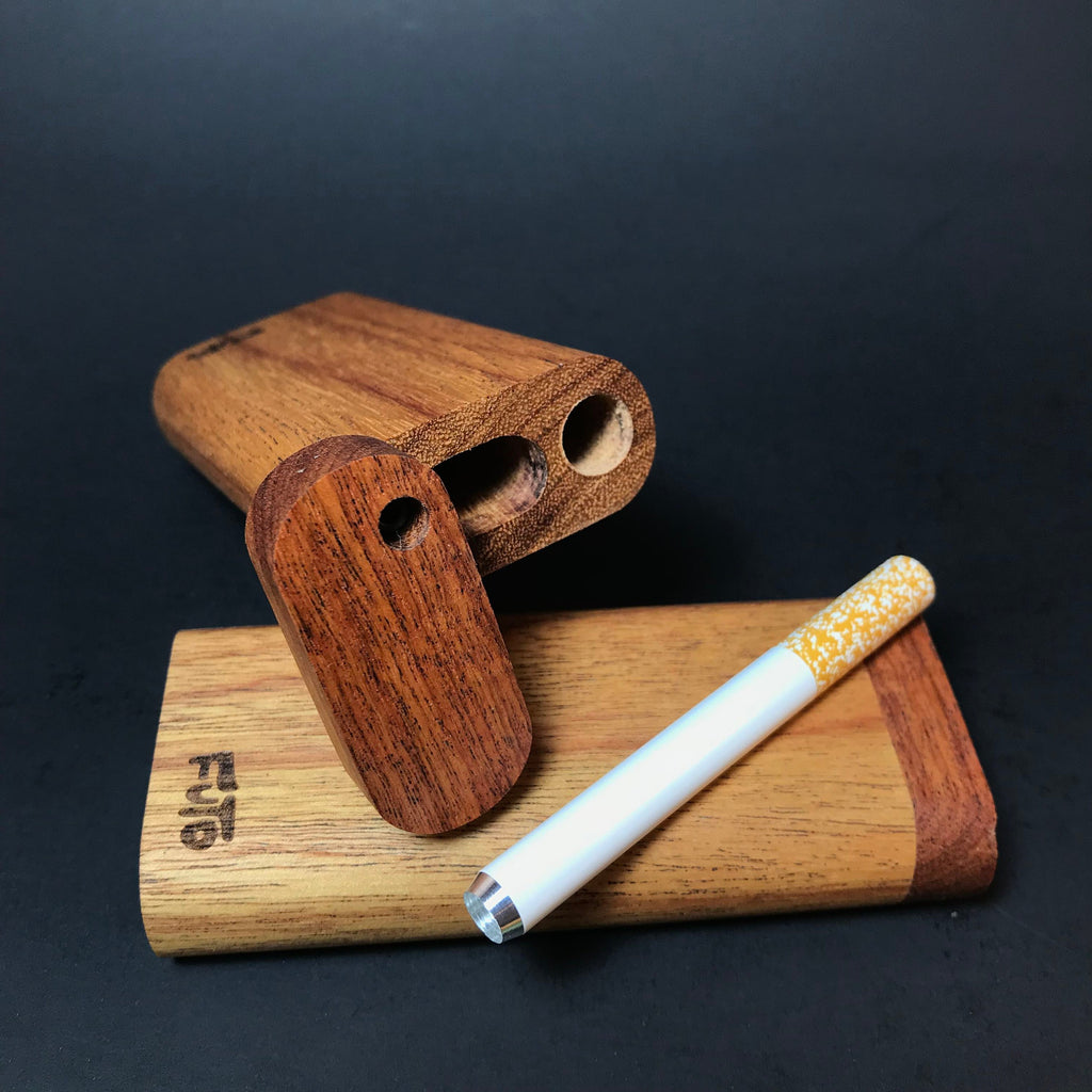 Futo M - Canarywood Dugout - One Hitter Box - Made in Canada