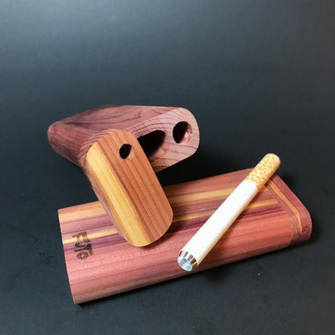 Futo M - Aromatic Cedar Dugout  - One Hitter Box - Made in Canada