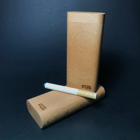 Futo M - Beech Wood ~ One Hitter Box - Dugout - Made in Canada