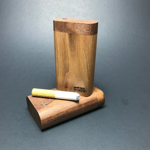 Futo M - Micro - Walnut Dugout - Short One Hitter - Made in Canada
