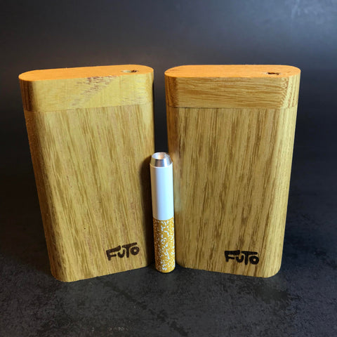 Futo M - Micro - Black Locust - Dugout  - Short One Hitter Box - Made in Canada
