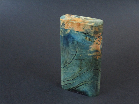 Galaxy Burl Dugout #212 - Futo Model X - Stabilized Burl - One Hitter Box - Numbered Set - Made in Canada
