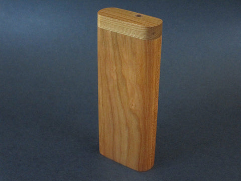 FutoStash - XL Cherrywood - Storage Box for DynaVap - Premium Accessory for DynaVap