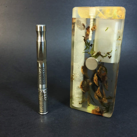 Forest Resin FutoStash S #1132 - Resin Cast - DynaVap Stash
