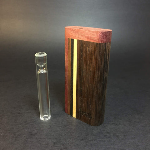 Futo GX - Multi-Wood Dugout - One Hitter Box - 12mm Glass