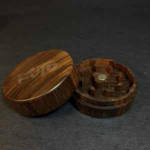 Futo Walnut Grinder - Solid Wood - CNC Machined - Made in Canada