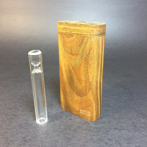 Futo GX - Verawood Dugout - Aromatic - One Hitter Box - 12mm Glass