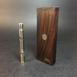 FutoStash SXL - East Indian Rosewood - DynaVap Stash - Vaporizer Case