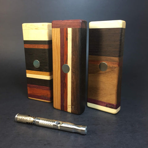 FutoStash SXL - Multi-Wood - DynaVap Stash - Vaporizer Case